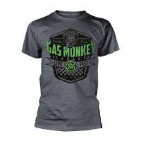 Gas Monkey Garage - Live Fast (T-Shirt)