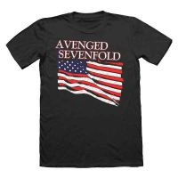 Avenged Sevenfold - Flag (T-Shirt)