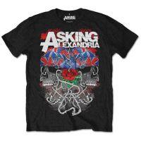 Asking Alexandria - Flagdana (T-Shirt)