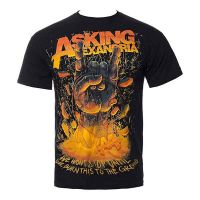 Asking Alexandria - Metal Hands (T-Shirt)
