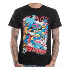 Browning - Police Zombie (T-Shirt)